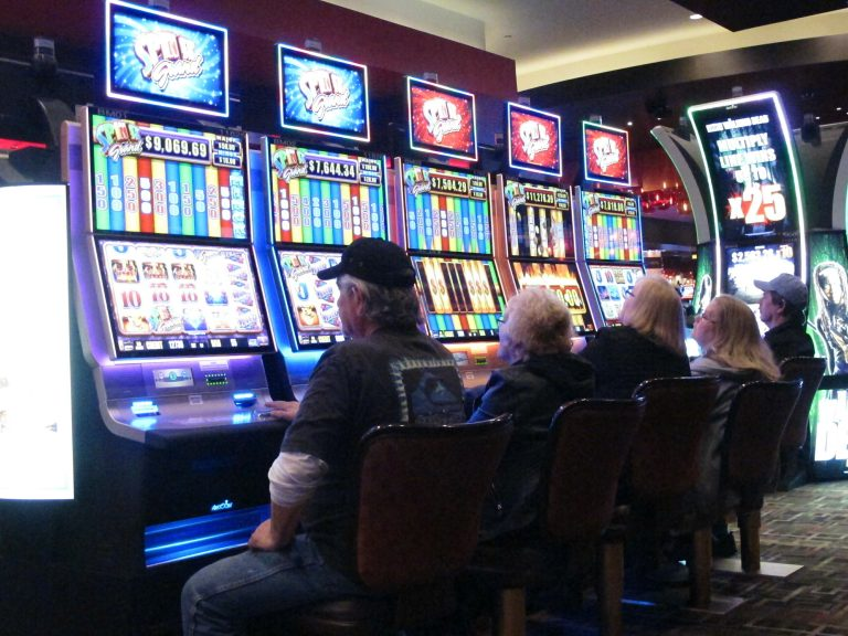 What Can The Music Trade Train You About Online Gambling